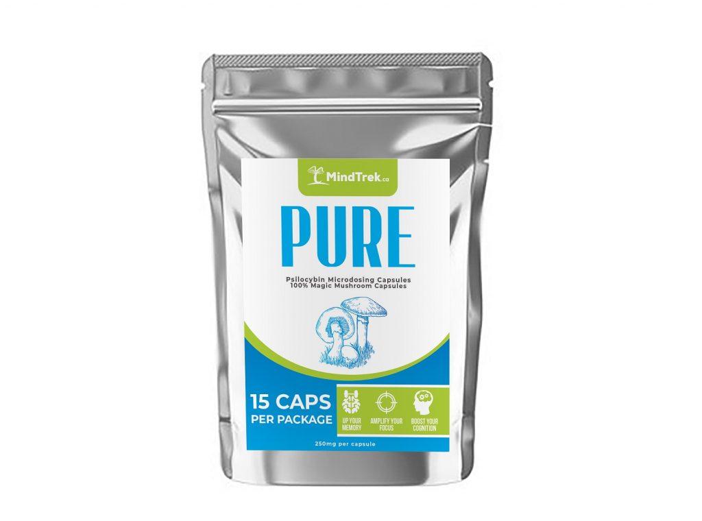 Pure Mindtrek Microdosing 15 caps